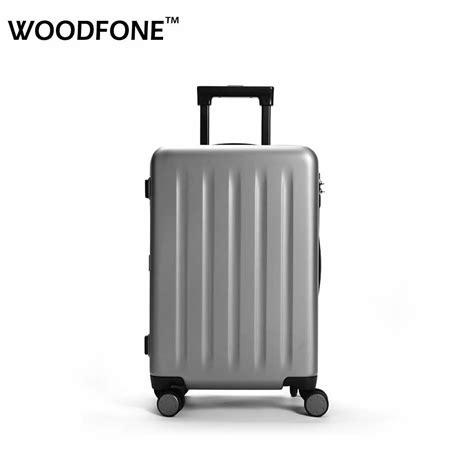 Koper Xiaomi 90 Points Suitcase Original Travel Luggage Diskon aliexpress buy original xiaomi 90 cent points suitcase 20 inch spinner wheel luggage