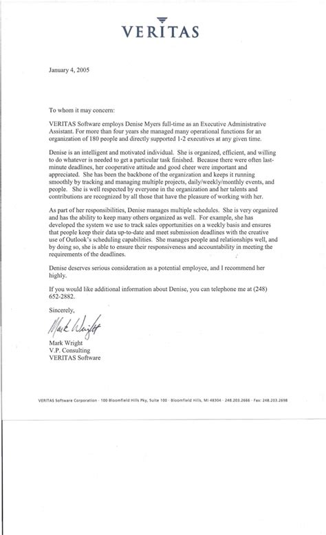Recommendation Letter For Student Cheerleading Letter Of Recommendation 01 04 2005