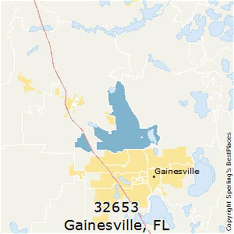 zip code map gainesville fl best places to live in gainesville zip 32653 florida