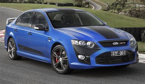 Gt Gtf 01 ford fpv gtf 351 review