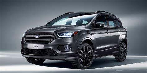 performance ford kuga crossover possible ford authority