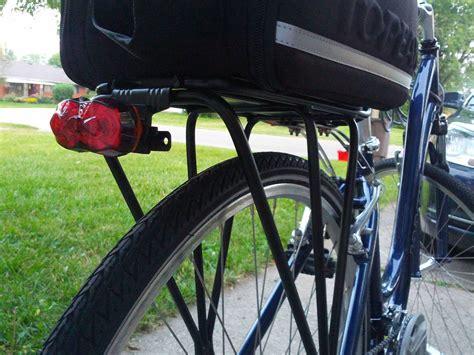 Topeak Explorer Tubular Rack by Touring Topeak Explorer Tubular Rack Two Versions Confusion Bicycles Stack Exchange