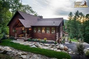 Small Home Kits South Carolina Golden Eagle Log And Timber Homes Log Home Cabin