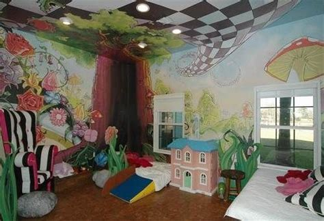 alice in wonderland bedroom theme and ideas homes design inspiration alice bedroom alice in wonderland pinterest