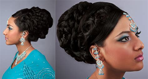 Wedding Hairstyles Vancouver by Indian Bridal Hairstyles Vancouver Mobile Hair Stylist