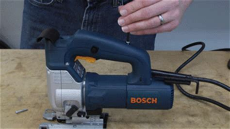 How To Replace The Switch On A Bosch 1587avs Jigsaw