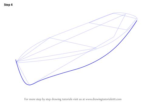 how to draw a boat step by step easy learn how to draw a boat boats and ships step by step