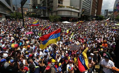 imagenes protestas en venezuela 93 considera que las protestas en venezuela deben