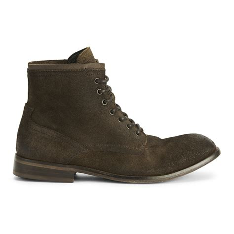h shoes by hudson s railton dip dye suede boots