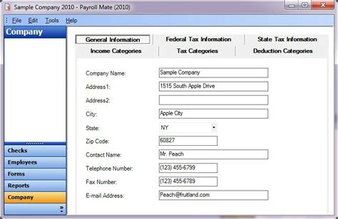 company program payroll software payroll software for small businesses