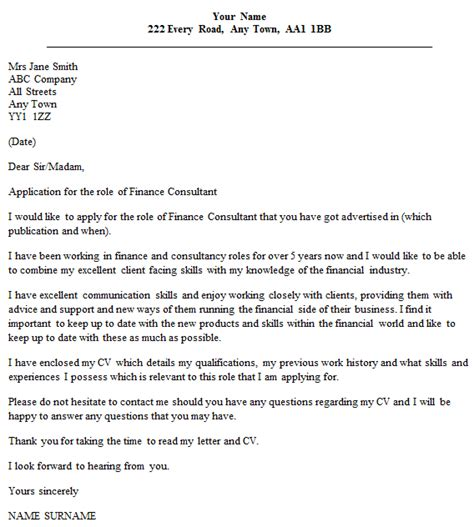 consulting cover letter bain boston consulting group