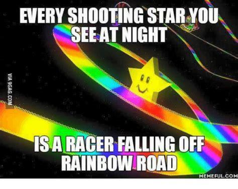 Rainbow Meme - 25 best memes about rainbow road meme rainbow road memes