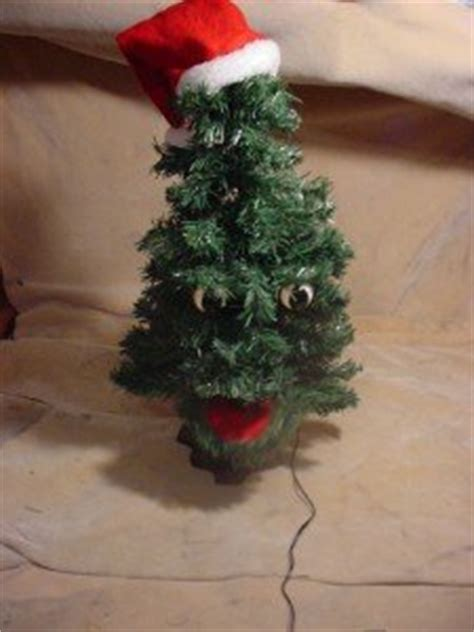 douglas fir christmas tree singing douglas fir talking singing tree ebay