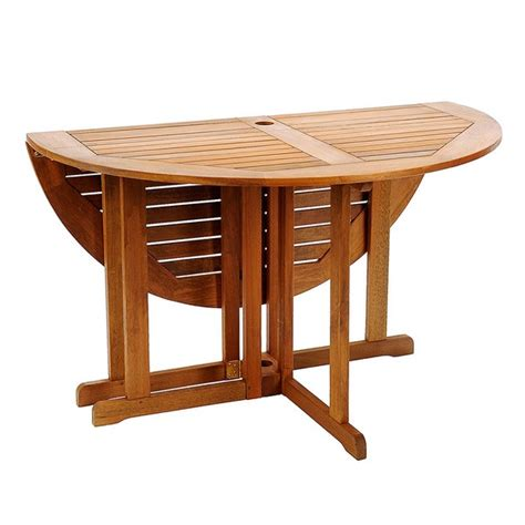 48 Folding Table by Achla 48 Quot Folding Table