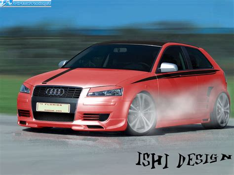 Audi As3 by Audi As3 Abt By Ishi Ishi Virtualtuning It