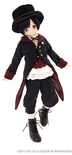 Pureneemo Flection Xs Boy Skin Color tasina us azone dolls