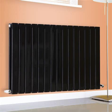 modern bathroom radiators flat panel column designer modern bathroom radiators central heating black new ebay