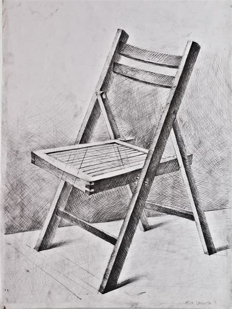 Chair Drawings by Chairs Drawing Study On Behance