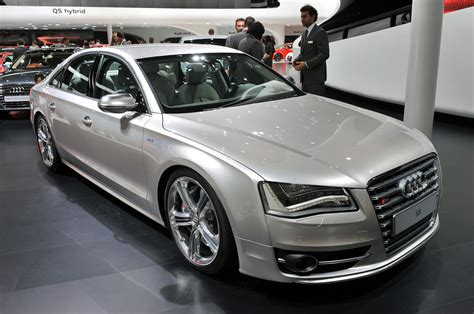 2011 Audi S8 by 2012 Audi S8 Suggests Eight Is More Than Twelve W