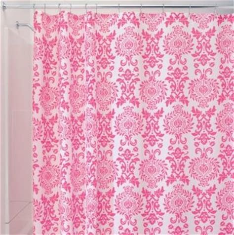 hot pink shower curtain hooks ides 404200 3 jpg