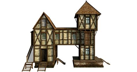 Tiny Homes Designs by Medieval House 1 Png By Fumar Porros On Deviantart