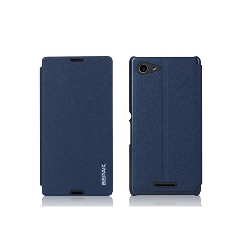 Sony Xperia M2 Bepak Bright bepak bright series flip stand pu leather for sony