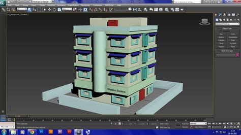 3d building construction software free download