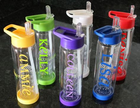 Detox Water Bottle Target by Diy Personalized Infuser Water Bottles Name By