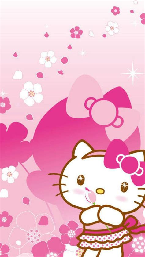 hello kitty wallpaper for android hd hello kitty 2016 wallpapers wallpaper cave
