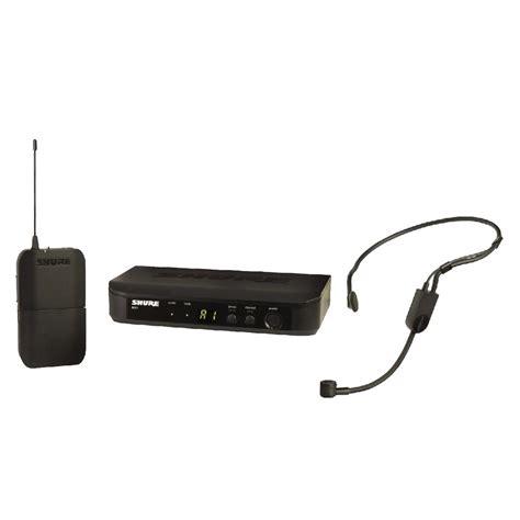 Mic Wireless Shure Klv 5 2peggang shure blx14 p31 pga31 headset microphone wireless system ebay