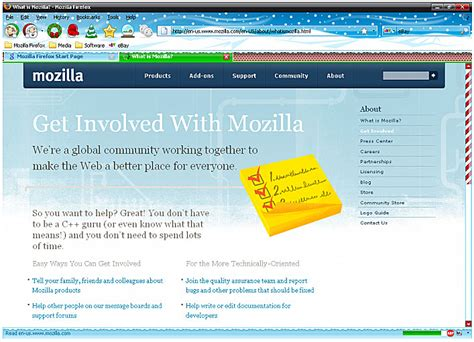mozilla themes kostenlos xmas firefox theme download chip