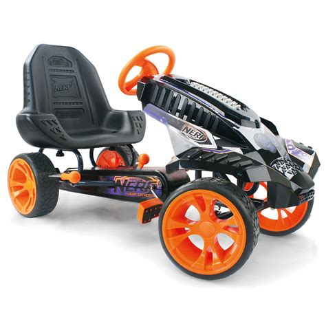 nerf car nerf go kart goes mad max nerf style the escapist