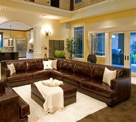 sectional sofa living room ideas 22 living room designs with sectionals page 3 of 5