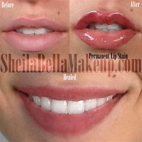 tattoo lips near me the progress of permanent makeup sheila bella permanent