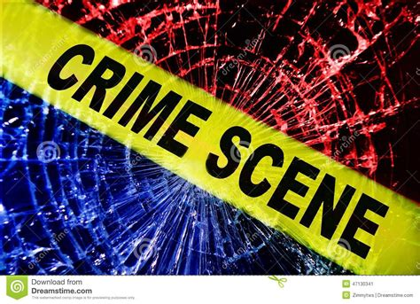 Naples United States broken window crime scene stock photo image 47130341