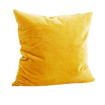 Yellow Velvet Cushion mustard yellow velvet cushion casas de playa