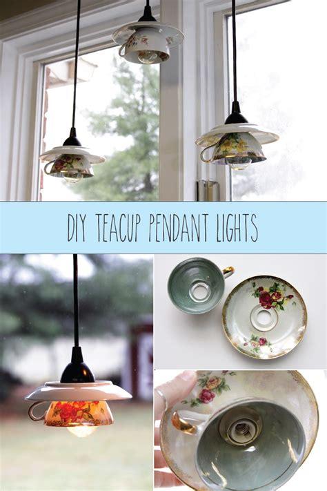 diy pendant light ideas 9 upcycling ideas to try repurposed items
