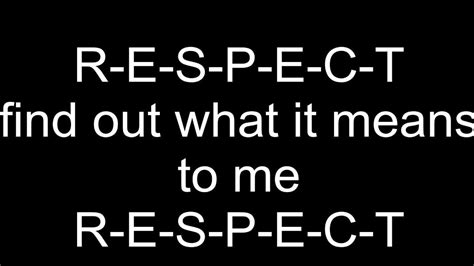 s day song h e a r t aretha franklin respect lyrics