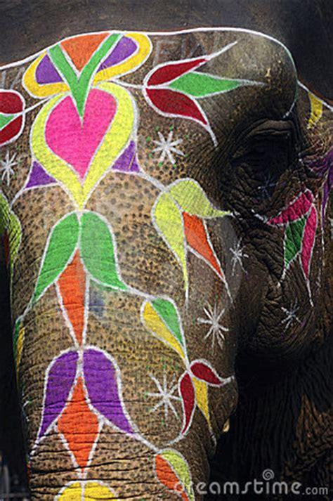 lade indiane elefant india m 229 lade jaipur royaltyfri fotografi bild