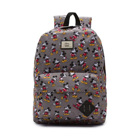 vans pattern backpack thematerialworld rakuten global market vans vansxdisney