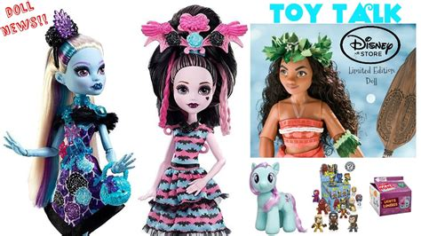 Monster High Toy Items In Disney Store On Ebay | monster high party ghouls abbey bominable party hair