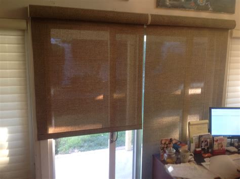 Roller Shades For Patio Doors Patio Door Roller Shades Modern Patio Outdoor