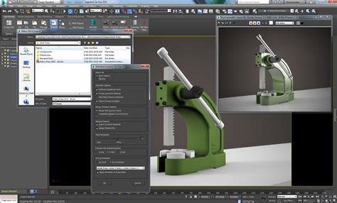 auto desk students new 3ds max 2016 features tutorial autodesk