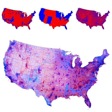 population density map usa 2012 info visualisation why are election results presented by