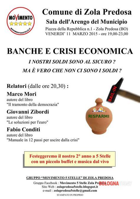 banche a bologna incontro pubblico quot banche e crisi economica quot