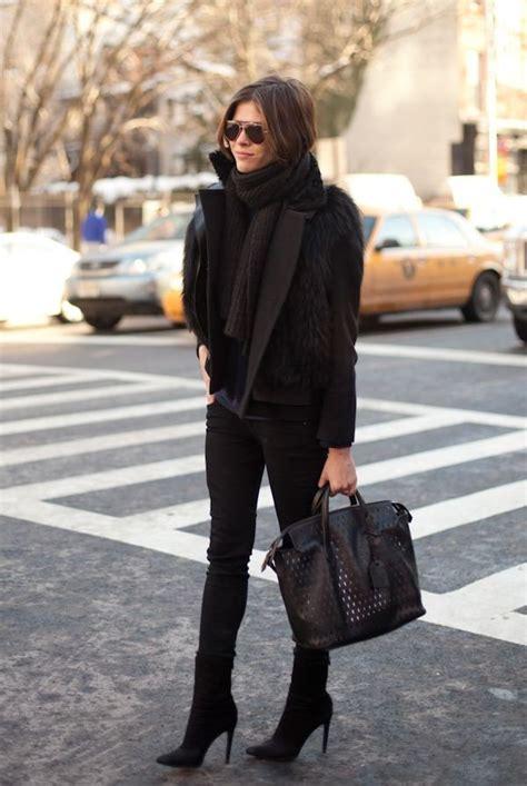 Grey Sandal Payet siyah sik ofis kombini 2015 kadinveblog