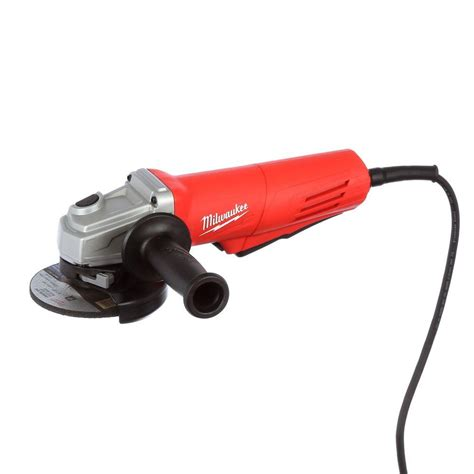 Kitchen Design Milwaukee by Milwaukee 11 Amp 4 1 2 In Angle Grinder 6146 30 The Home Depot