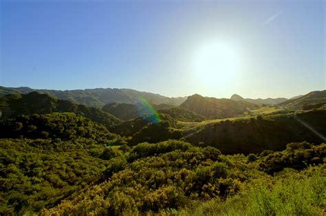 Southern California Malibu Nature Landscapes Southern Southern California Landscape