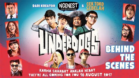 film terbaru indonesia november 2017 film bioskop terbaru 2017 the underdogs full movie