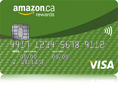 amazon visa amazon ca credit